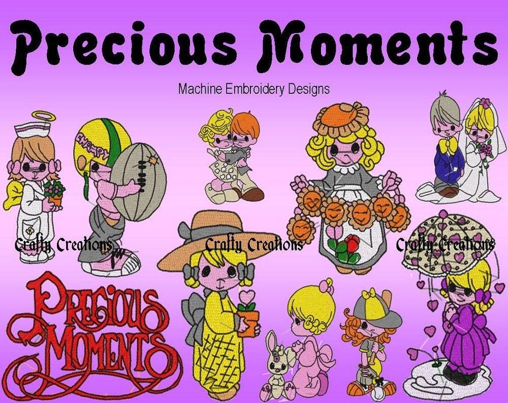 machine download precious moments