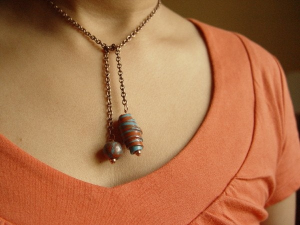 Tabitha Lariat Necklace picture 1