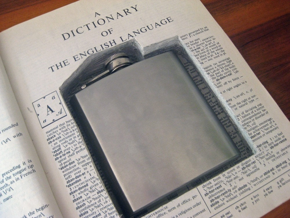 pommesfrites hollow dictionary flask safe