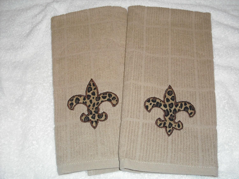 Top 28 fleur de lis towels gordes fleur de lis towel set mayenne maison fleur de lis round - Fleur de lis bath towels ...