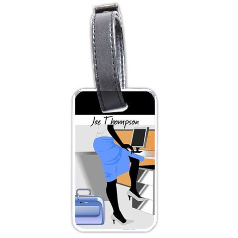 CEO Sistah Personalized Bag/Luggage Tag