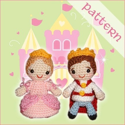 PDF Pattern - Royal Couple