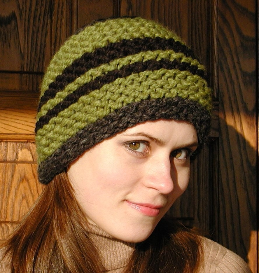 KNITTING IN THE ROUND HAT PATTERNS FREE PATTERNS