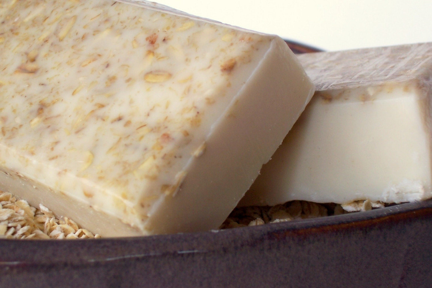 MOTHERS DAY SALE - Extra Gentle OATMEAL MILK AND HONEY Soap
