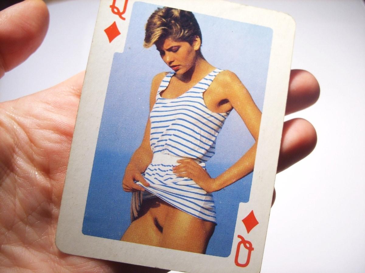 Секс на игральных картах фото 58
