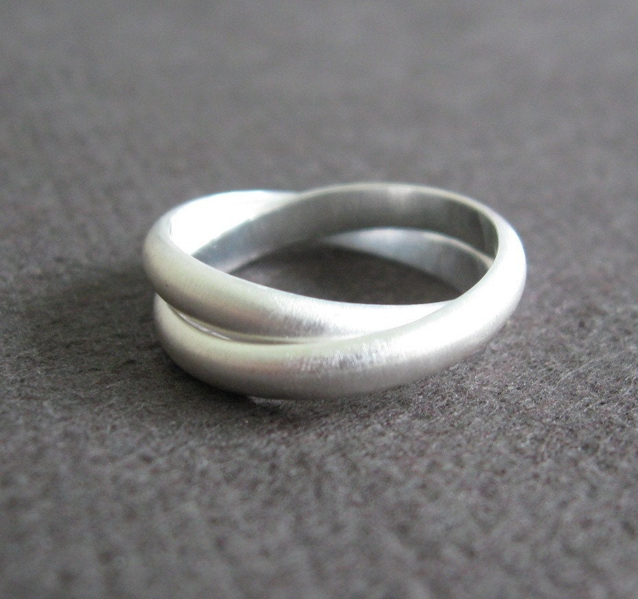 Forever - Silver Ring