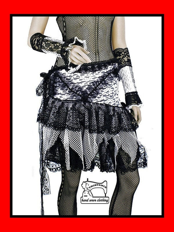 gothic skirt clothing goth harajuku japan queen of darkness lolita hell bunny necessary sinister evil aristocrat victorian corset style 0220