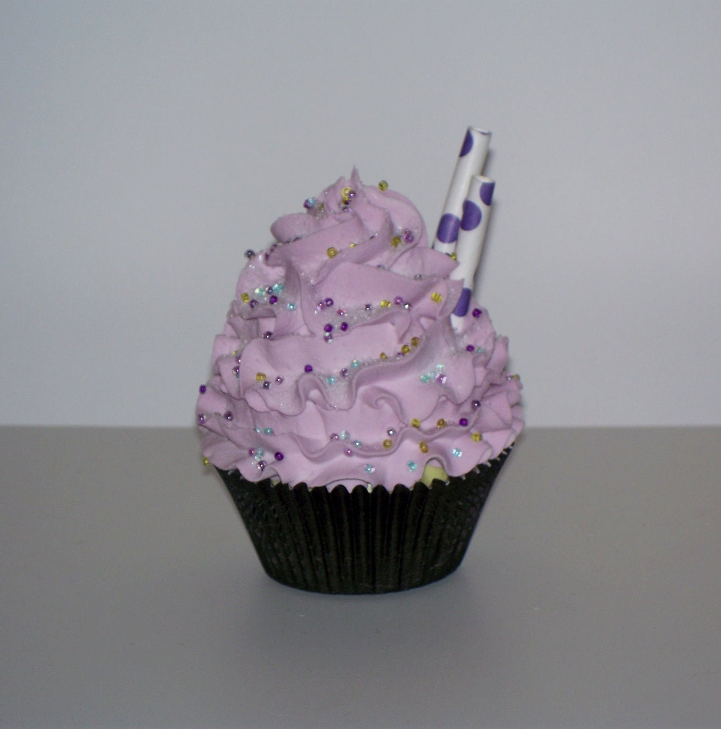 Http Www Etsy Com Listing 100792769 Lavender Fake Cupcake Kitchen Decor And