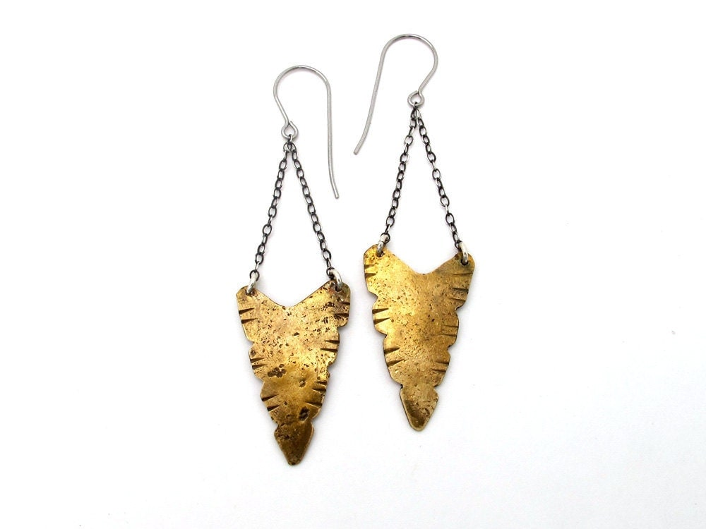 Plainview earrings - LaurelHill