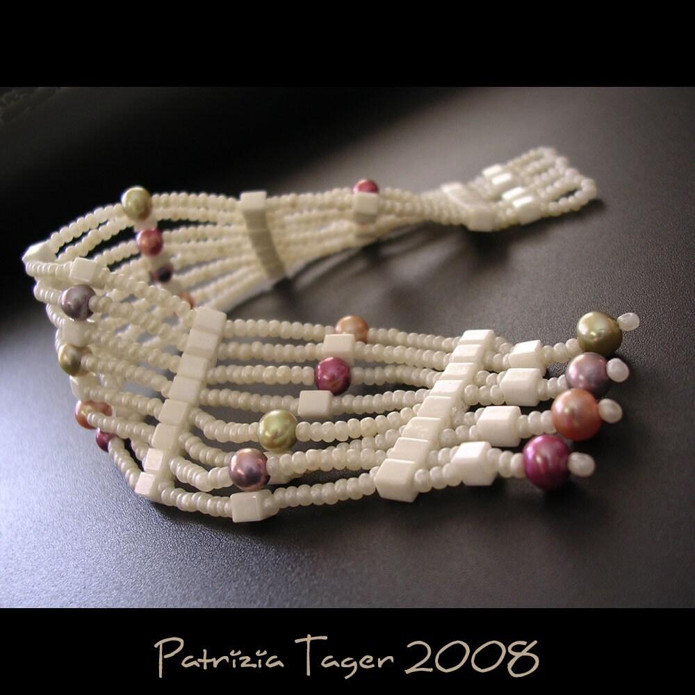 Spring Bride Bracelet