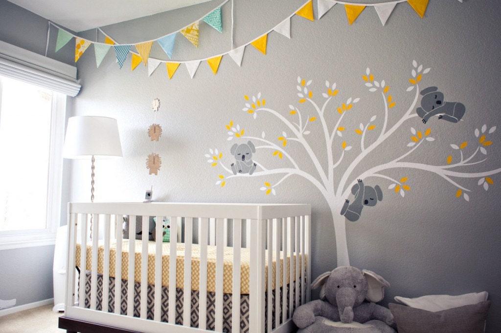 Moderne Babyzimmer