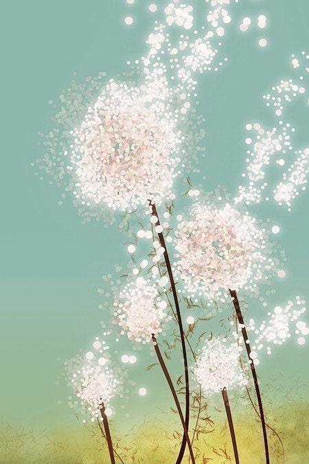 Perennial Moment - 12x18