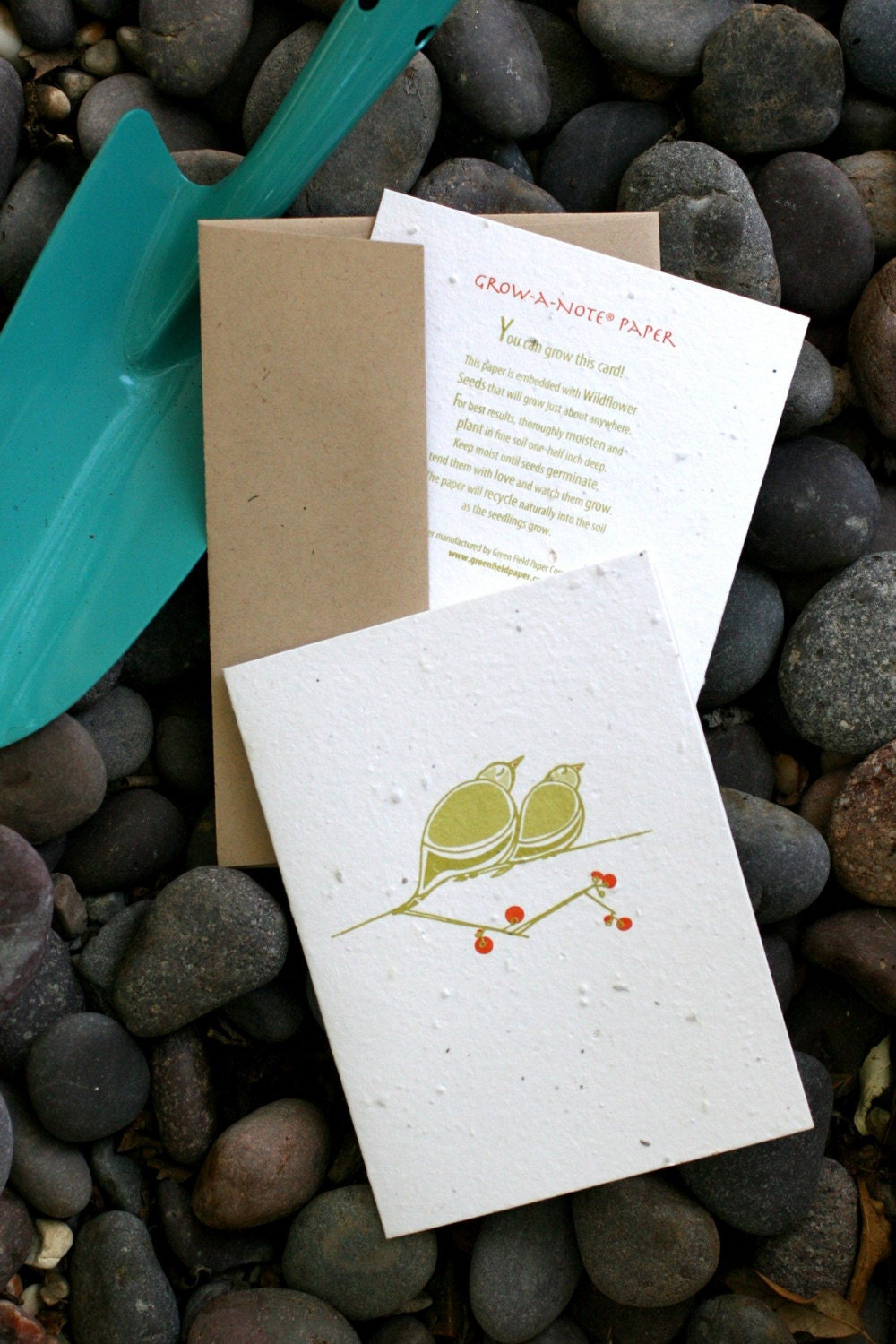Etsy Find: Plantable Greeting Cards