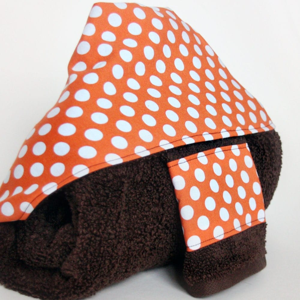Hooded Kids' Towel Sets by Tricia @ SweeterThanSweets