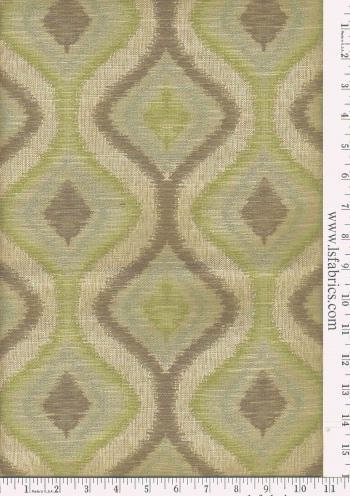 green grey and beige geometric curtain panels by stitchandbrush. Black Bedroom Furniture Sets. Home Design Ideas