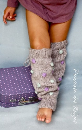 Beautiful legwarmers