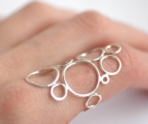 Bubble Lace Ring 4