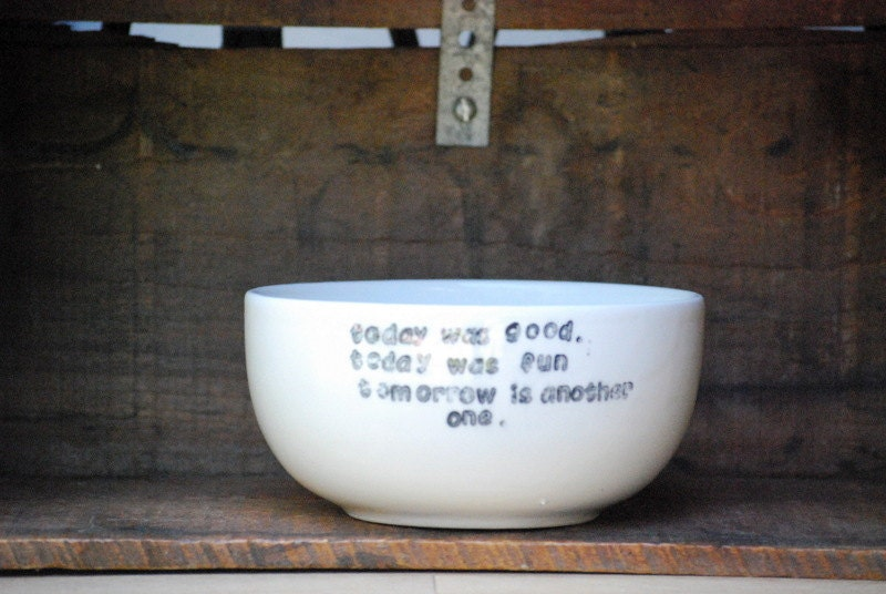 bowl great for spring ice cream cereal candy snack - 2ndstop