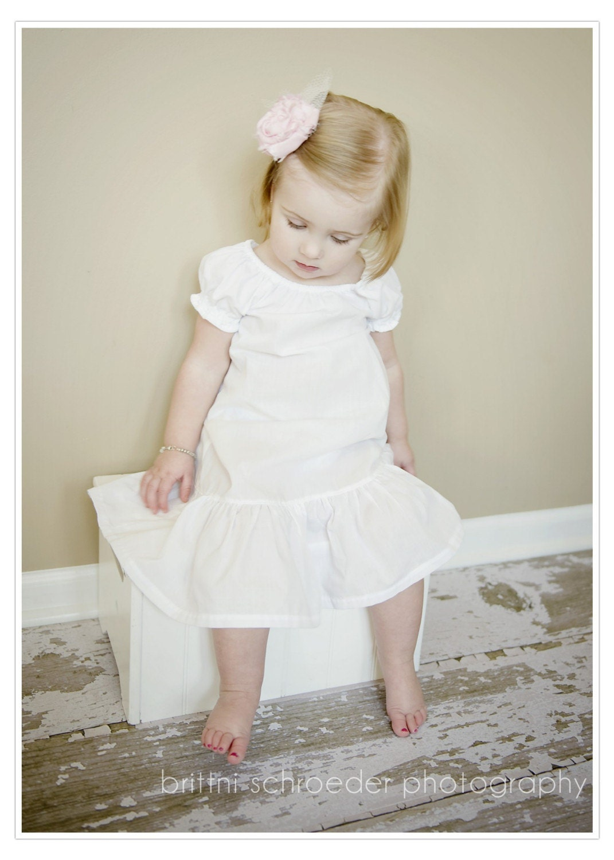 Slip Dress -  size 6M, 12M, 18M, 2T, 3T