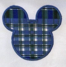 Mickey Mouse Applique | eBay
