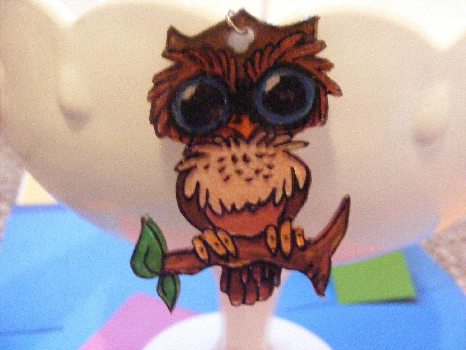 Mr. Owl - Necklace - Whoot Whoot