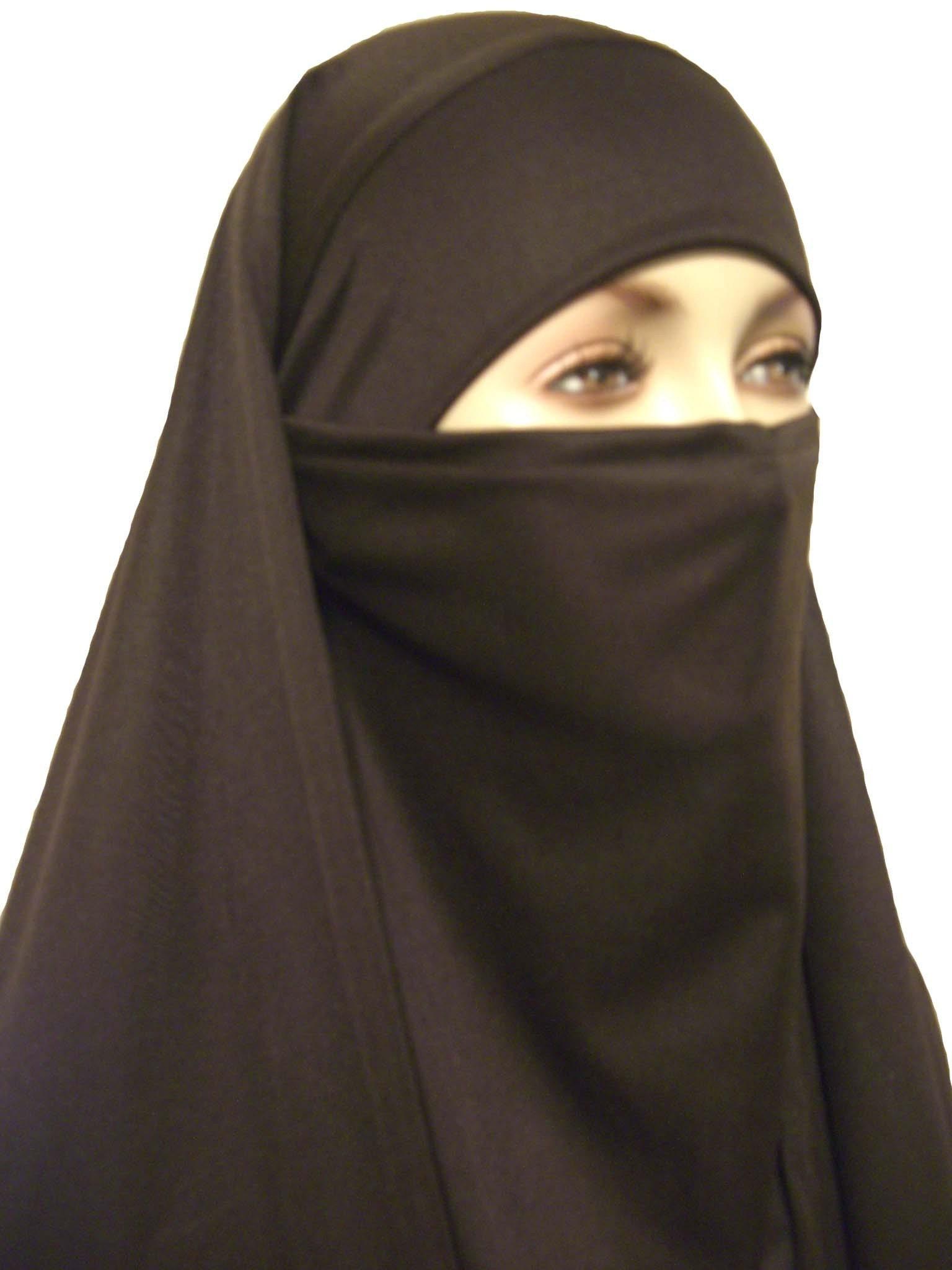 how to tie a muslim headscarf
