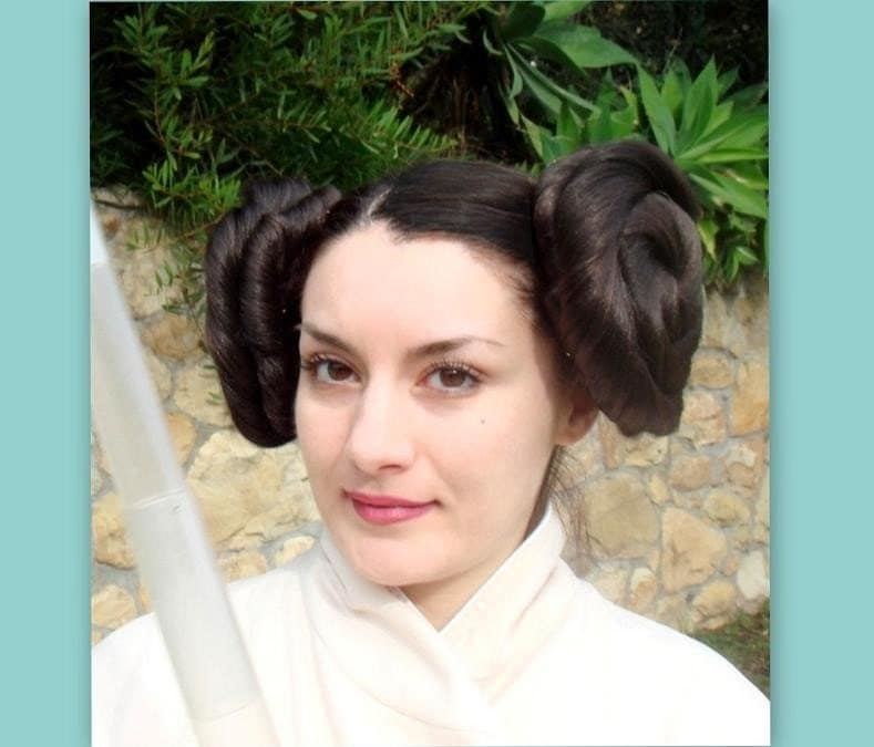 baby princess leia costume. Mouseover the photos. Star
