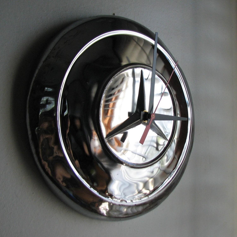 SALE - Vintage Mercedes Hubcap