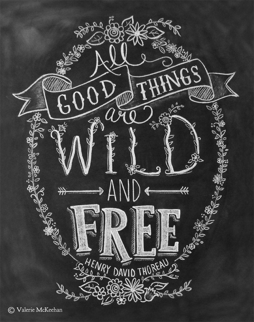 wild things free