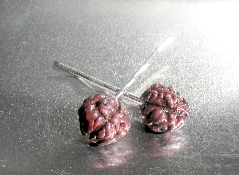 Brain bobbi pins