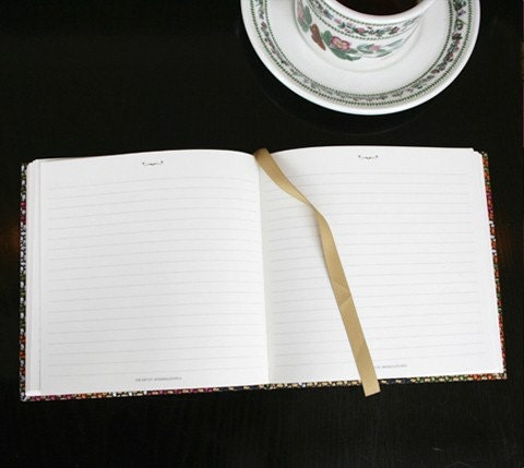 Note Book -old paper