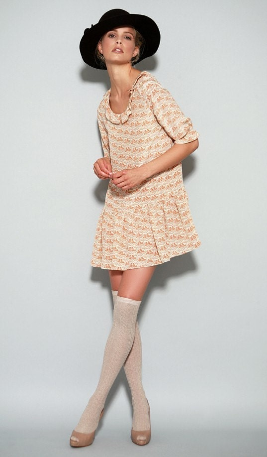 Pixie's frill dress