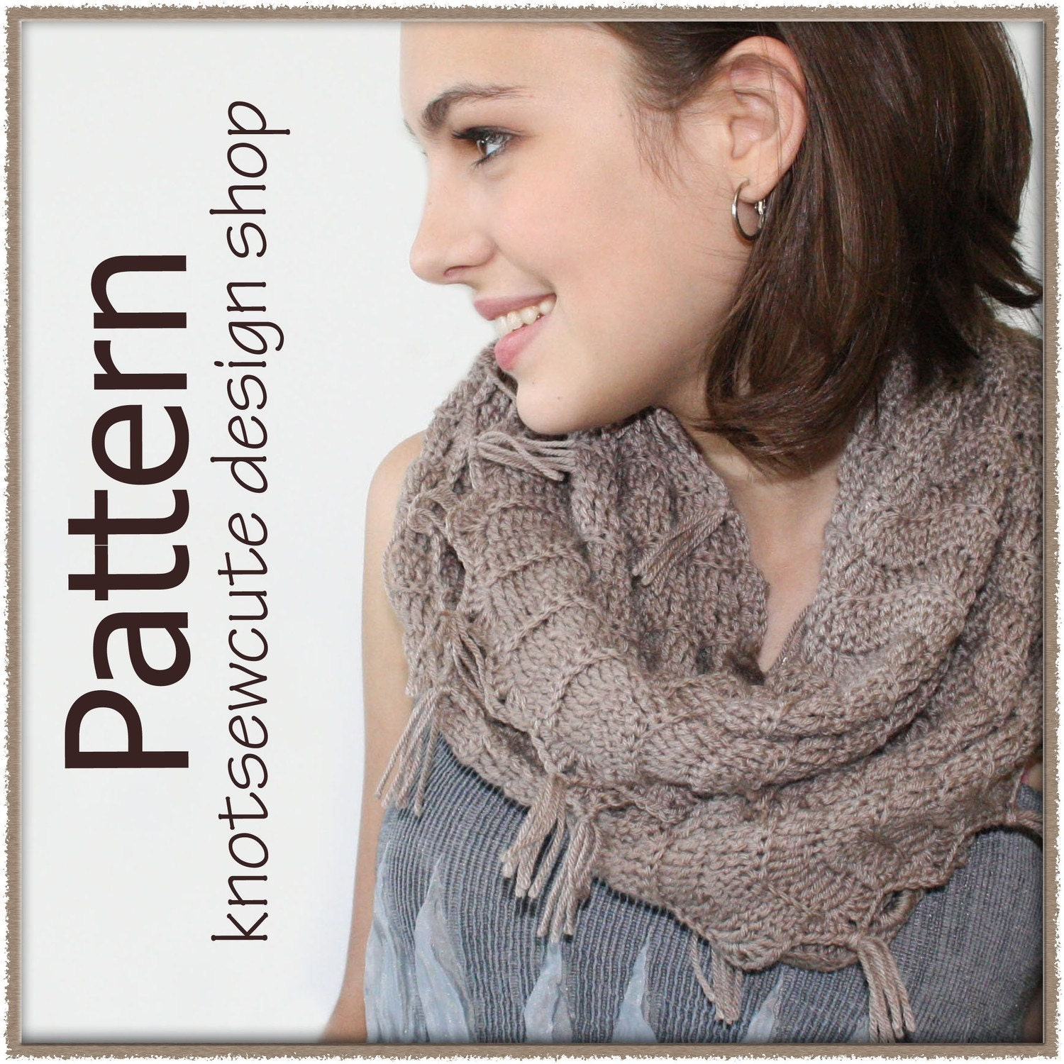 Rowan Lima:: Free Scarf Crochet Pattern and Free Scarf Knitting