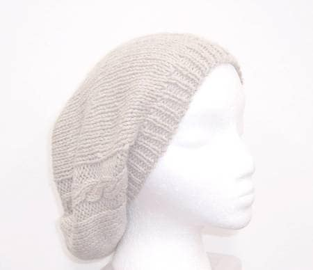 Oversized Beret Knitting Pattern : KNITTING OVERSIZED BERET PATTERNS 1000 Free Patterns