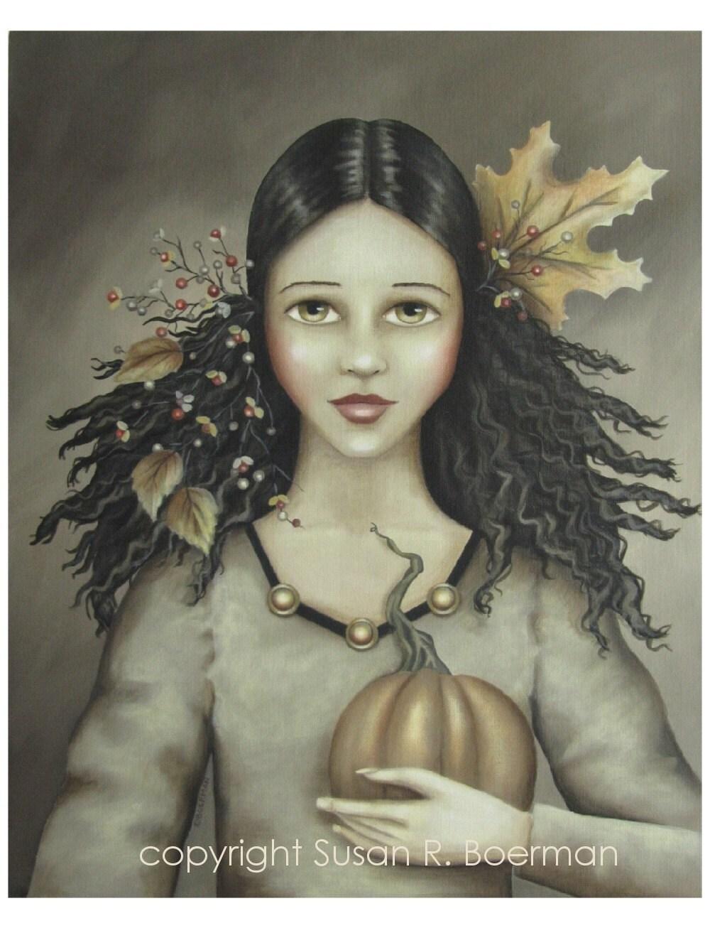 Tints of Autumn - 8X10 Print