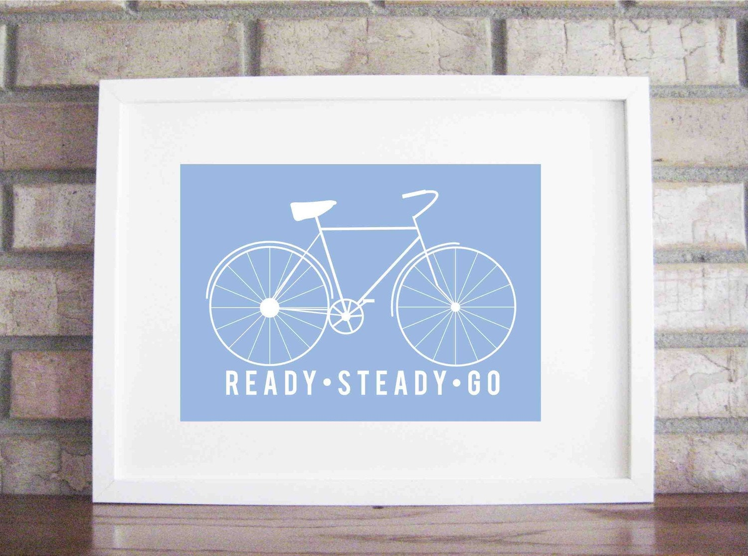 CUSTOM Bicycle 8 x 10. From LilyGene