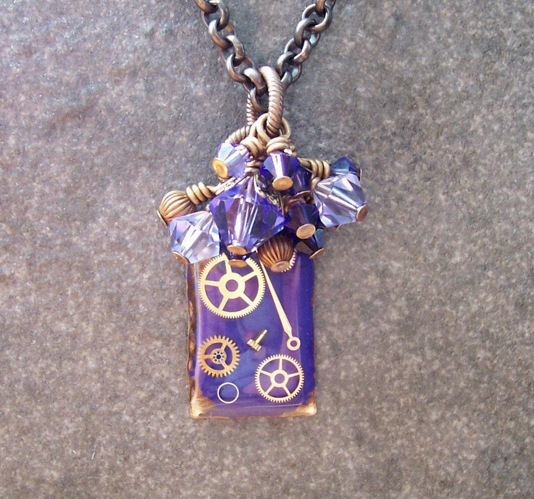 Resin Jewellery Pendant Parts Resin Pendant