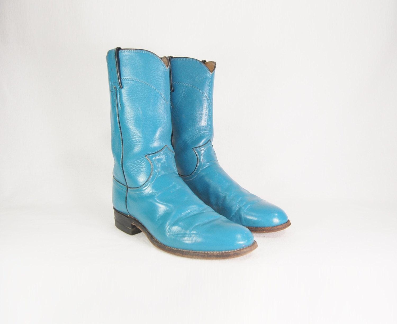 Model  Boots  Women39s Tony Lama 12quot Americana Goat Western Boots Teal
