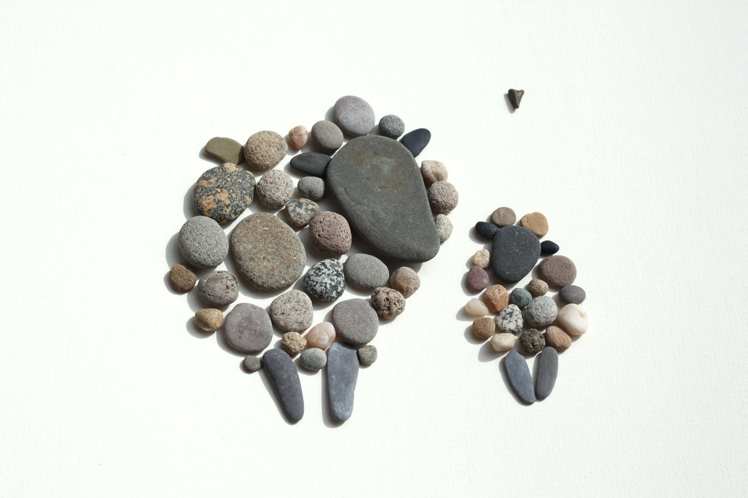 Pebble Art of Nova Scotia, by Sharon Nowlan