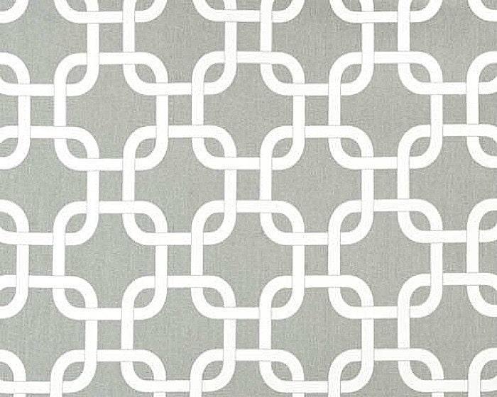 Items similar to home decor fabric yardage geometric for Modern home decor fabric