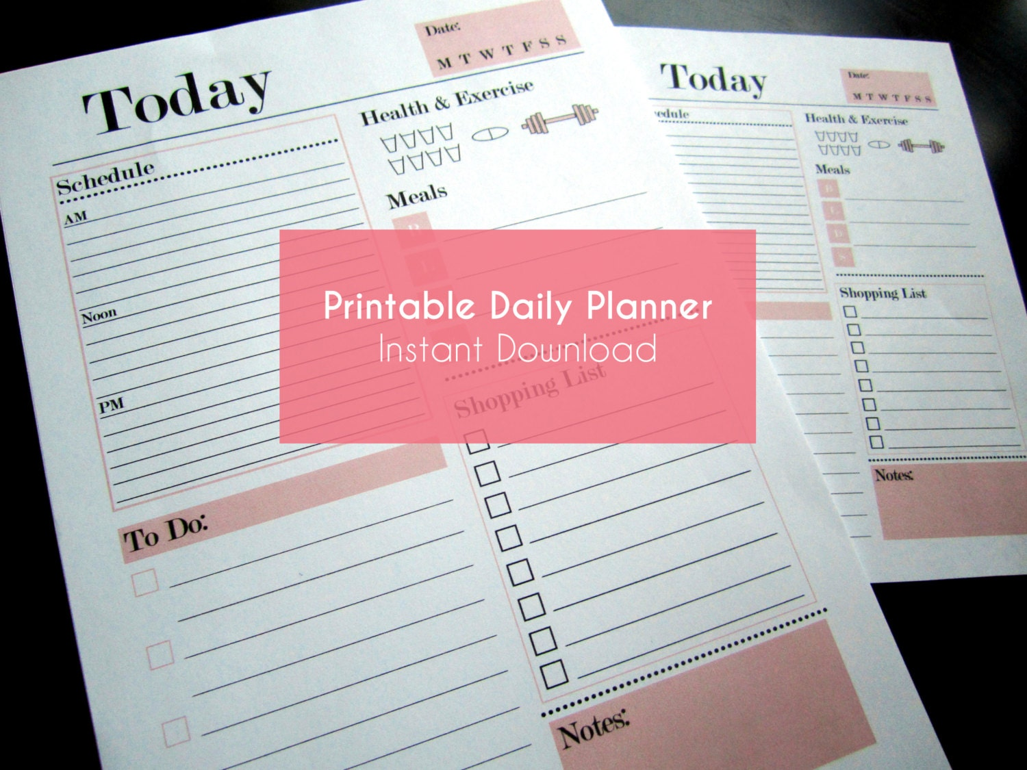 daily planner for college students c ile web e hükmedin