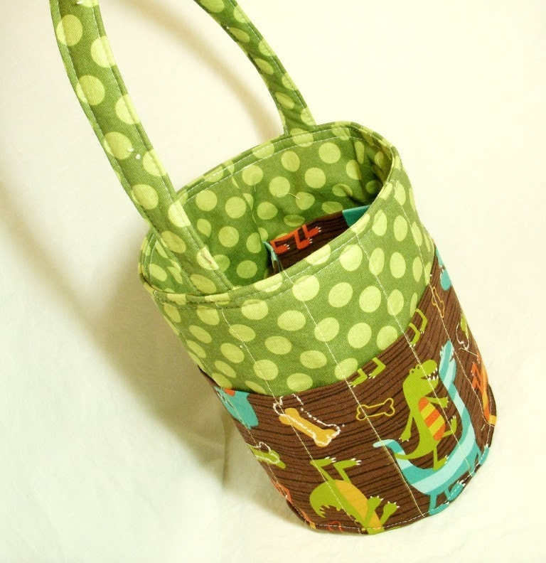 Creative Kids Art Bucket - Dino Dudes & Dots