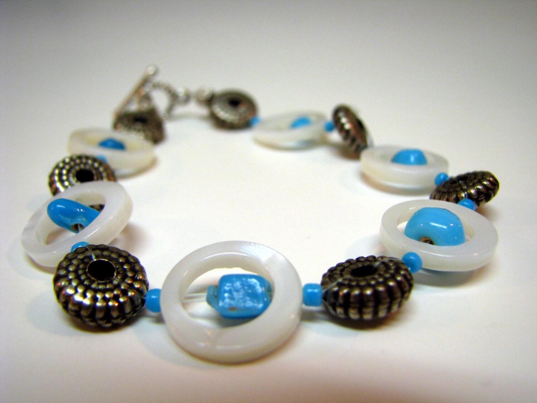 Antique Sea Bracelet