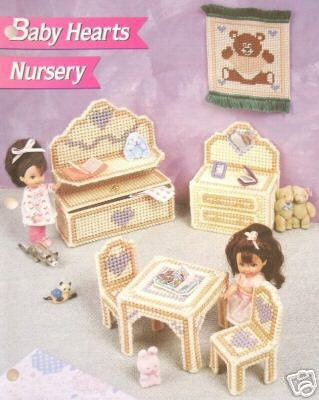 Plastic Canvas Barbie Fashion Doll Pattern Baby By Sureshopping