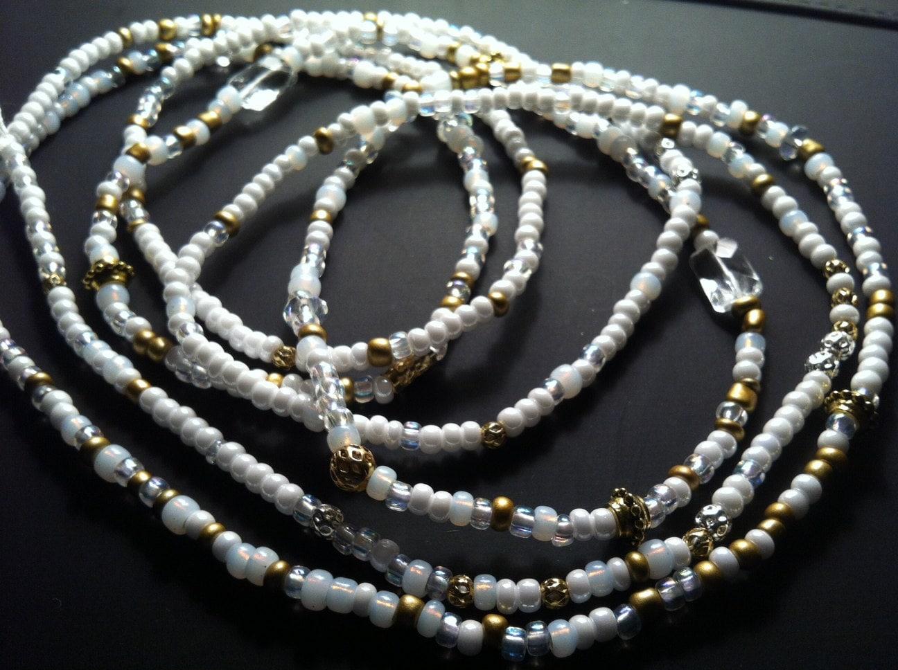 RAMONA African Waist Beads