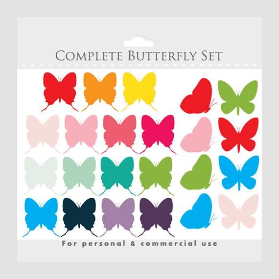 Pink Butterfly Clip Art Butterfly clipart