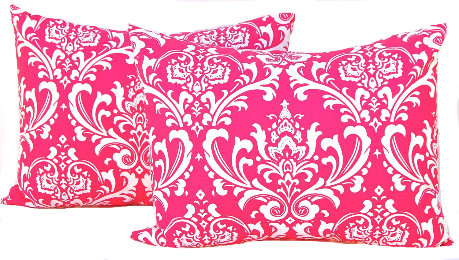 Pillow Shams Pillow Covers Decorative Throw by FestiveHomeDecor
