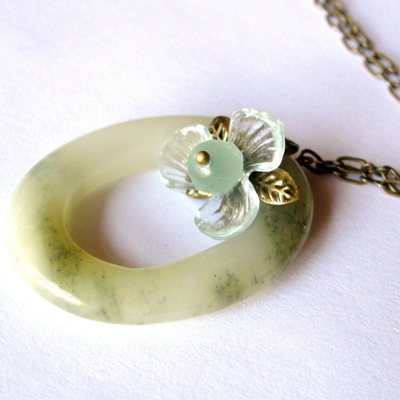 Aventurine and Amazonite Necklace