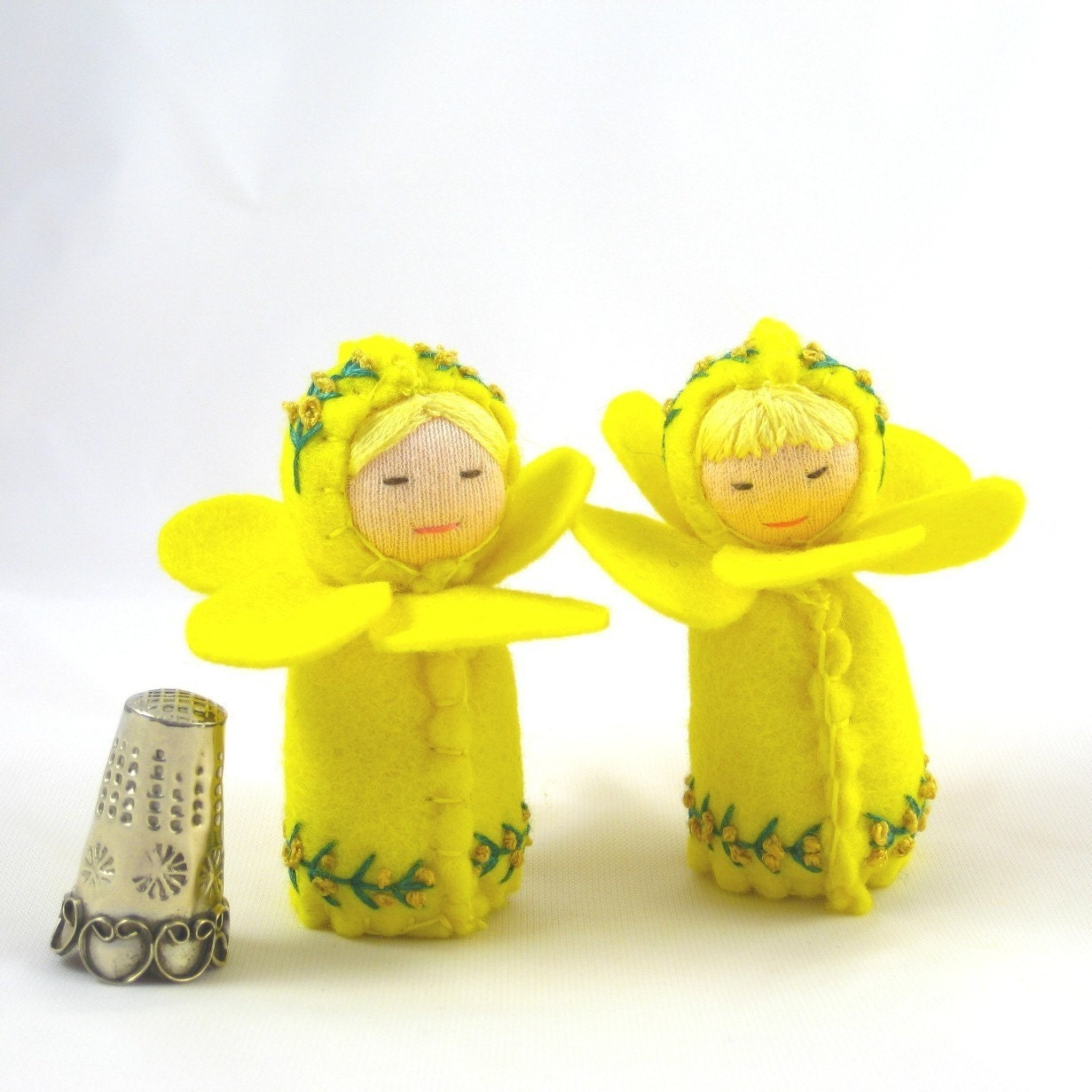 Buttercup Root Child Doll - Waldorf inspired