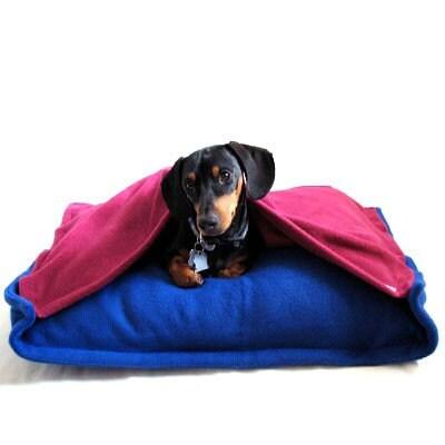 Annie's Sweatshop Recycled Fleece Eco Pet Bed